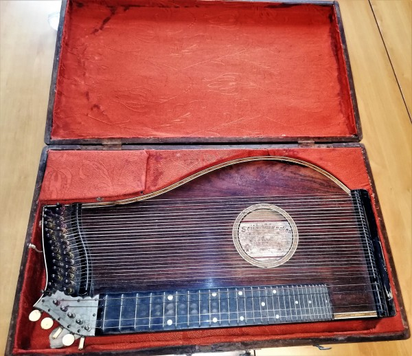 Konzertzither 32-saitig